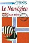 Le Norv�gien sans Peine ; Livre + CD Audio (x4) par Li�gaux Heide