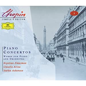 Complete Chopin Edition vol. 1 : Works for Piano and Orchestra