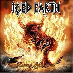 Iced Earth - Burnt Offerings (Re-Mixed,Re-M - Zortam Music