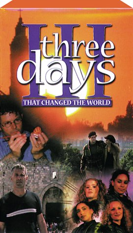 Three Days That Changed the World [VHS]