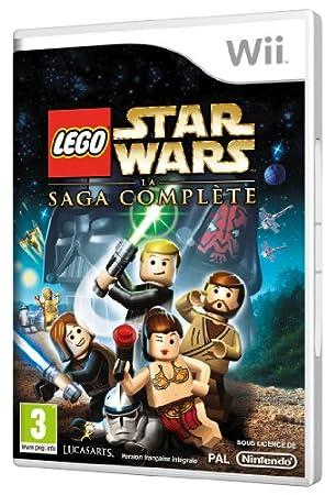Lego Star Wars: La Saga Complète [Importación Francesa]
