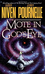 "Cover of ""The Mote in God's Eye"""