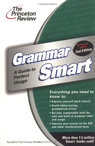 Grammar Smart, 2nd Edition (Smart Guides)