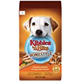 Kibbles n Bits Homestyle Roasted Chicken and Vegetable for Dogs 35 Pound