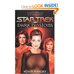 Dark Passions Book Two of Two (Star Trek) by Susan Wright