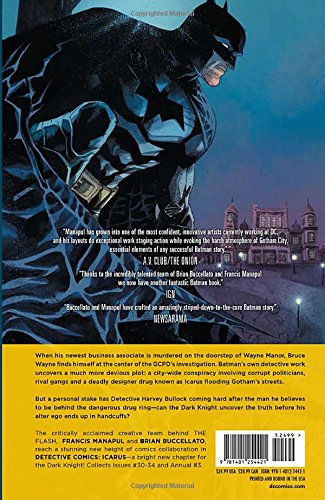 Batman: Detective Comics Vol. 6: Icarus (The 52) at Gotham City Store