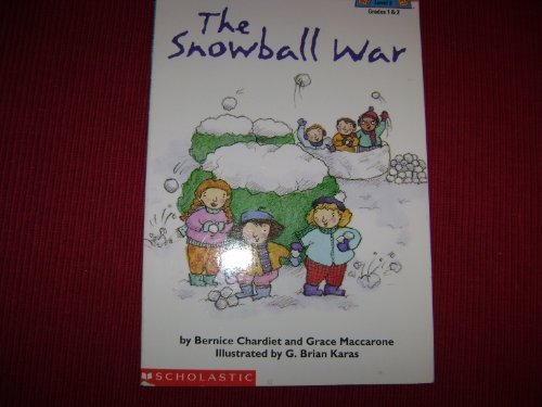 The Snowball War (Hello Reader Level 3)