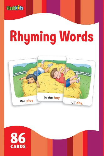 Rhyming Words (Flash Kids Flash Cards)