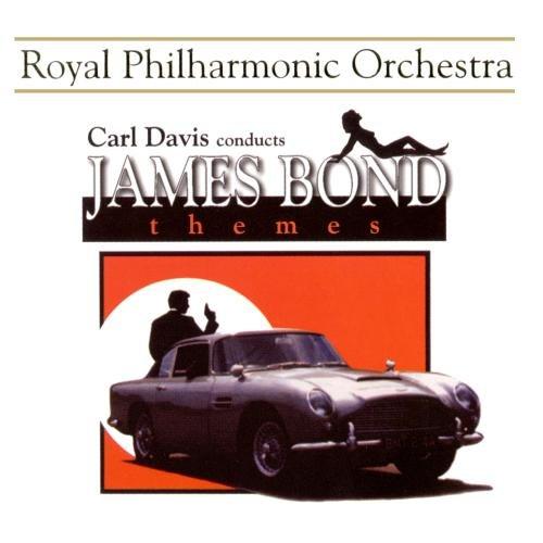 Original album cover of James Bond Themes by James Bond themes