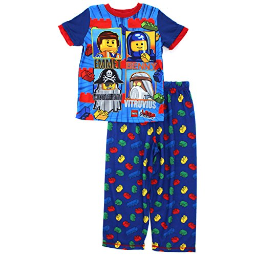 Lego-Movie-Boys-Blue-Poly-Pajamas