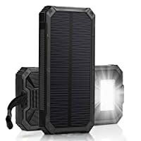 [15000mah Solar Panel Charger with 6LED ...