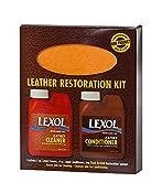 Lexol 4 oz. Leather Restoration Kit