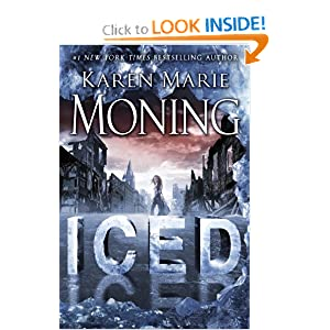 Iced: A Dani O'Malley Novel (Fever Series)