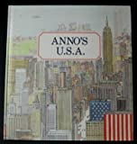Anno's U. S. A. (Japanese text) (0370305701) by Anno, Mitsumasa