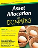 img - for Asset Allocation For Dummies by Perrucci, Dorianne, Miccolis, Jerry A. 1st (first) Edition [Paperback(2009/5/11)] book / textbook / text book