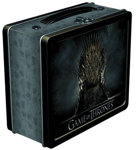 Dark Horse Deluxe Game of Thrones: Iron Throne Lunchbox (Iron Throne Replica compare prices)