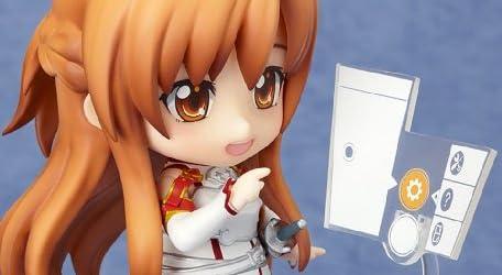 ソードアート・オンライン ねんどろいど アスナ (ノンスケール ABS&PVC塗装済み可動フィギュア)