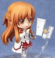 ねんどろいど アスナ (ABS&PVC塗装済み可動フィギュア)