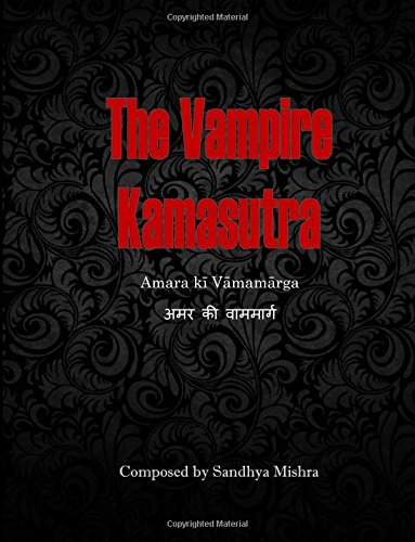 The Vampire Kamasutra (Blood Legacies)