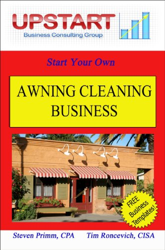 Awning Cleaning Business