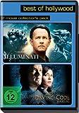 Best of Hollywood 2012 - 2 Movie Collector's, Pack 121 (Illuminati / The Da Vinci Code - Sakrileg) [2 DVDs]