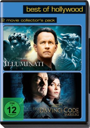 Best of Hollywood 2012 - 2 Movie Collector's, Pack 121 (Illuminati / The Da Vinci Code - Sakrileg) [2 DVDs]