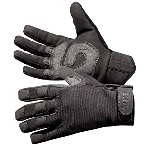 5.11 TAC-A2 Tactical Application Glove - Black - Large from 5.11 Tactical