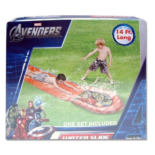 Water Slide - Marvel - The Avengers - 14' (14 feet long)