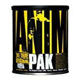51FDxMT7RaL. SL160  Universal Animal Pak Sports Nutrition Supplement, 44 Count