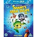Sammy's Great Escape (Blu-ray 3D + Blu-ray + UV Copy)