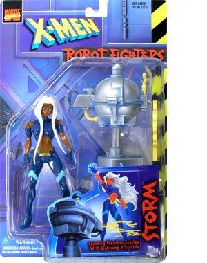 X-Men Robot Fighters Storm