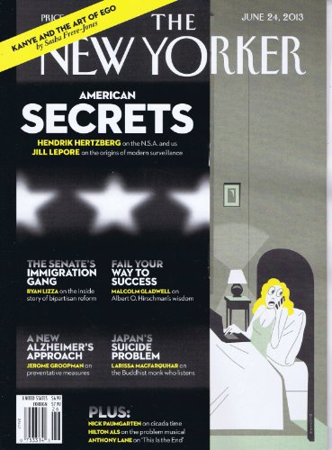 The New Yorker [US] June 24 2013 (単号)