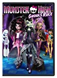 Monster High: Ghouls Rule [DVD]
