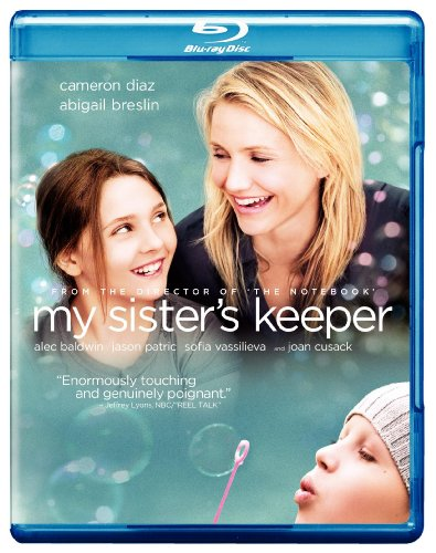 Cover art for  My Sister's Keeper [Blu-ray]