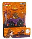 Fisher Price Little People Disney Wheelies - Belle - Halloween