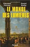 echange, troc Vincenzo Ferrone, Daniel Roche - Le monde des Lumières