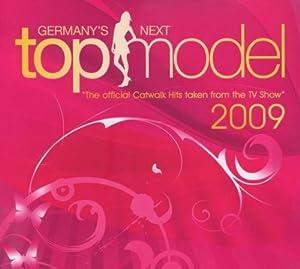 Germany's Next Topmodel-Digipac