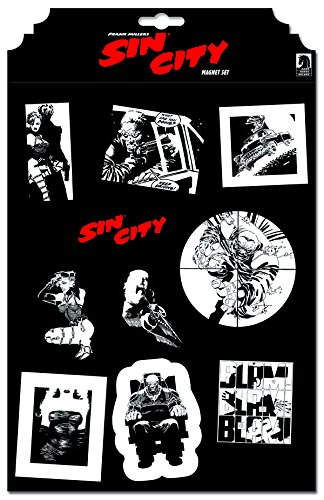 Dark Horse Deluxe Sin City Magnet Set #2