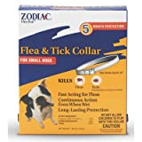 5 Months Flea Collar for Small Dog [2 pack]