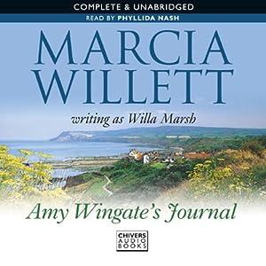 Amy Wingate's Journal | [Marcia Willett]
