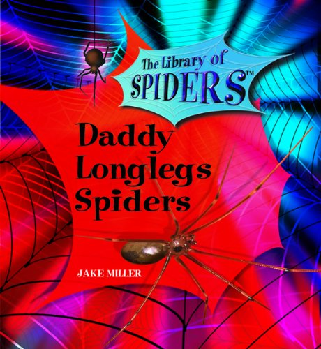 Daddy Longlegs Spiders (Library of Spiders)