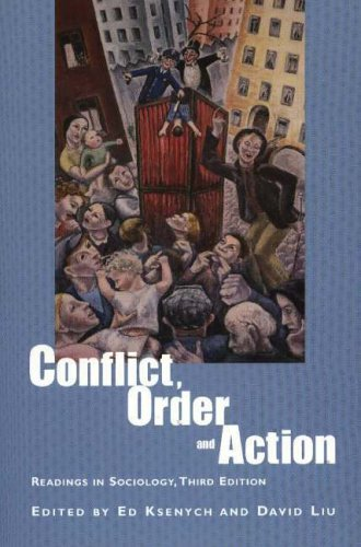 Conflict, Order and Action: Readings in Sociology