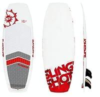"""Slingshot - T-Rex Wakesurfer Board 4' 7"""" - Red/White - 2014"""