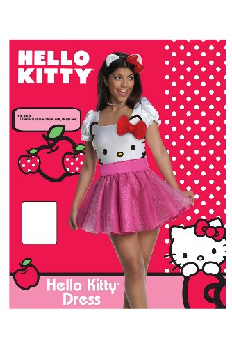 Hello Kitty Dress Costume Set