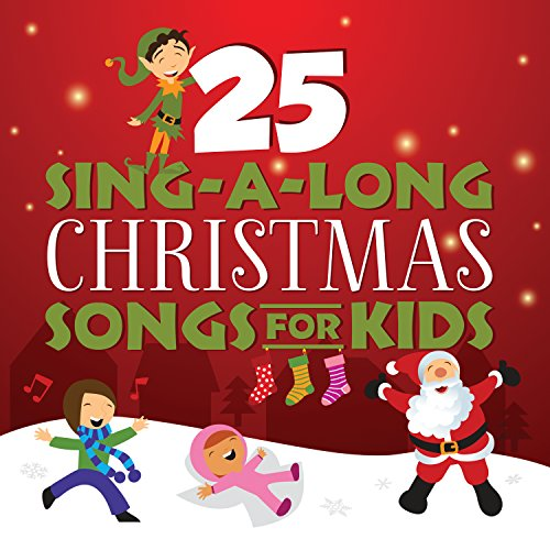 25 Sing-A-Long Christmas Songs For Kids (Kid Song compare prices)
