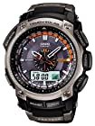 Casio Protrek Tough Solar Radio Clock Tough MVT Multiband 6 PRW-5000-1JF Men's Watch Japan Import