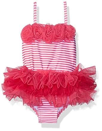 Little Me Baby Girls Tutu Swimsuit UPF 50 Amazon