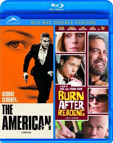 The American/Burn After Reading (Double Feature) (Blu-ray)