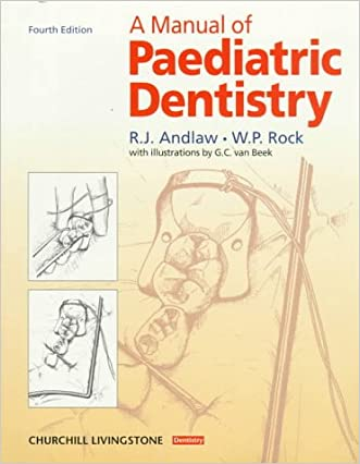 A Manual of Paediatric Dentistry, 4th Edition