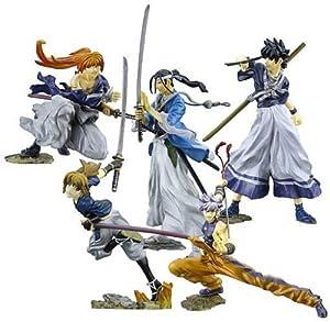 Rurouni Kenshin Story Image Figure- Myoujin Yahiko